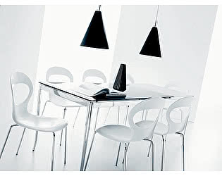 Купить стул M-City PAPERIK 40.20 (М313 сер-кор/ Z030 сер-кор Rectylon)
