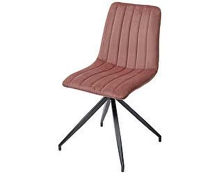 Купить стул M-City MILLER бежево-розовый, велюр G108-16