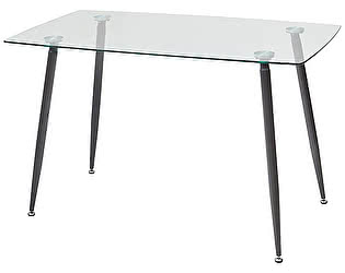 Купить стол M-City RON 120 прозрачный
