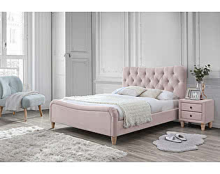 Купить кровать M-City SWEET JAZMIN 160х200 Grey 2