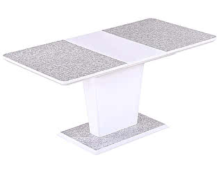 Купить стол M-City TORIS 120 White 3808CD# / MDF-1#