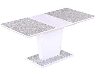 Купить стол M-City TORIS 140 White 3808CD# / MDF-1#