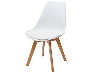 Купить стул M-City ABASK WHITE