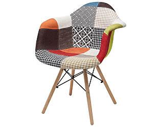 Купить кресло M-City FOLK-1002 PATCHWORK-D3