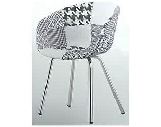 Купить кресло M-City ART PATCHWORK-BW