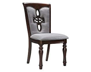 Купить стул M-City AC ELOISE AC3599SC RUSTIC CHERRY / ткань M802