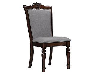 Купить стул M-City AC EVERARD AC4044SC RUSTIC CHERRY / ткань M802