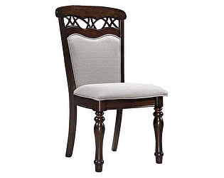 Купить стул M-City AC MONA AC3595SC RUSTIC CHERRY / ткань PG 901