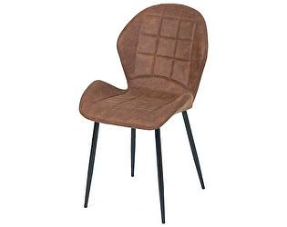 Купить стул M-City FLOWER PK-03 темно-коричневый винтажный, микрофибра PK-03