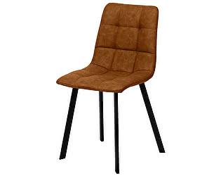 Купить стул M-City CHILLI SQUARE RU-02 PU коричневый, PU