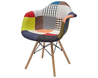 Купить кресло M-City FOLK-1002 PATCHWORK-D2