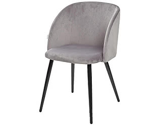 Купить кресло M-City YOKI серый, велюр G108-51