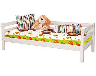 Купить кровать МебельГрад Соня с задней защитой, вариант 2