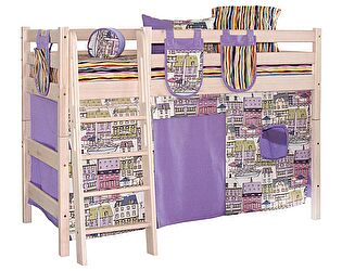 Купить аксессуар МебельГрад Штора Соня на полувысокую кровать