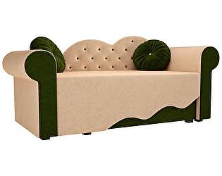 Купить диван Мебелико Тедди-2 микровельвет