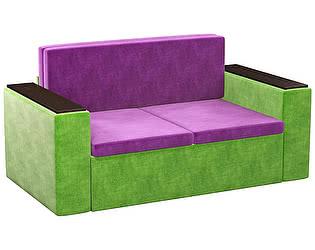 Купить диван Мебелико Арси микровельвет