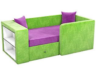 Купить диван Мебелико Орнелла микровельвет