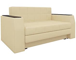 Купить диван Мебелико прямой Атлант мини эко кожа