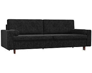 Купить диван Мебелико прямой Белфаст микровельвет