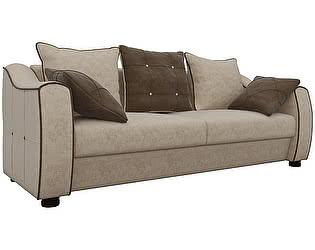 Купить диван Мебелико тахта Френсис микровельвет