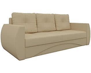 Купить диван Мебелико прямой Сатурн эко кожа