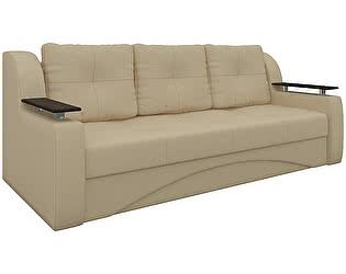 Купить диван Мебелико прямой Сенатор эко кожа