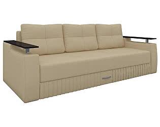 Купить диван Мебелико прямой Лотос эко кожа