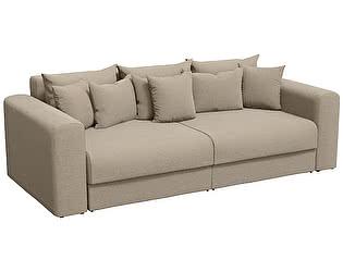 Купить диван Мебелико прямой Мэдисон рогожка