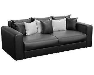 Купить диван Мебелико прямой Мэдисон эко кожа