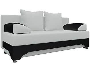 Купить диван Мебелико прямой Ник-2 эко кожа
