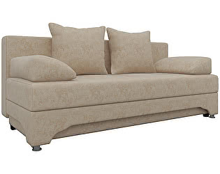 Купить диван Мебелико прямой Ник-2 микровельвет