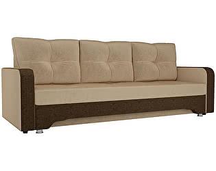 Купить диван Мебелико прямой Ник-3 микровельвет