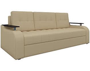 Купить диван Мебелико прямой Ричард эко кожа