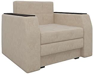 Купить кресло Мебелико кровать  Атланта микровельвет