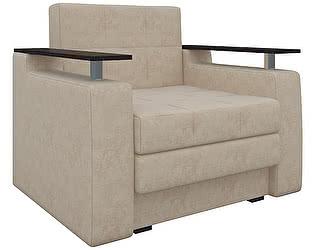 Купить кресло Мебелико кровать  Комфорт микровельвет