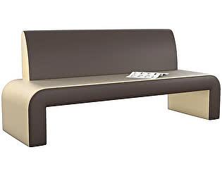 Купить диван Мебелико Кармен эко кожа прямой
