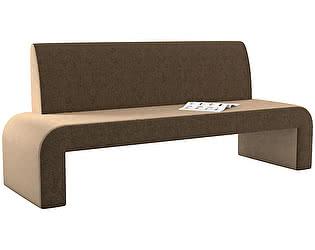 Купить диван Мебелико Кармен микровельвет прямой