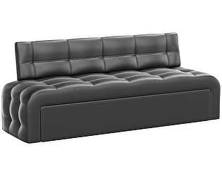 Купить диван Мебелико Люксор эко кожа прямой