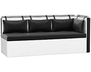Купить диван Мебелико Метро эко кожа
