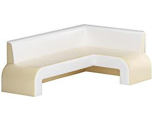 Купить кухонный уголок Мебелико Кармен эко кожа