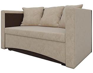 Купить диван Мебелико Кушетка Принц микровельвет