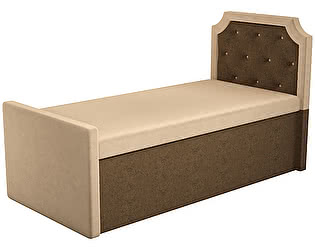 Купить диван Мебелико Кушетка Севилья микровельвет
