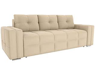 Купить диван Мебелико прямой Леос рогожка