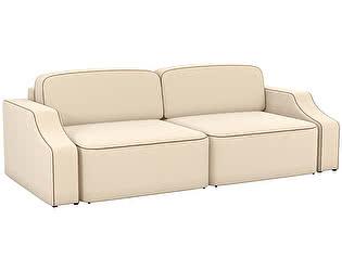 Купить диван Мебелико прямой Триумф Slide рогожка