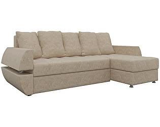 Купить диван Мебелико Атлант У/Т микровельвет