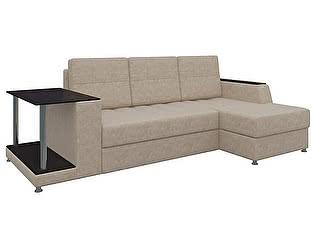 Купить диван Мебелико Атланта микровельвет