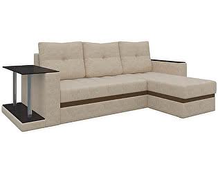 Купить диван Мебелико Атланта М микровельвет