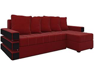 Купить диван Мебелико Венеция микровельвет