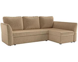 Купить диван Мебелико Гесен микровельвет