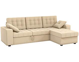 Купить диван Мебелико Камелот рогожка